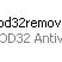 Удаляем NOD32