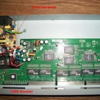 AT-FS724L: add cooler / добавляем кулер активного охлаждения