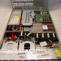 Вскрытие сервера hp proliant dl140 и изъятие дисков